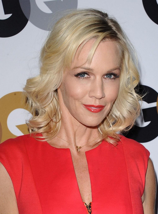 Jennie Garth vstoupila do roku 2013 s novým mužem...