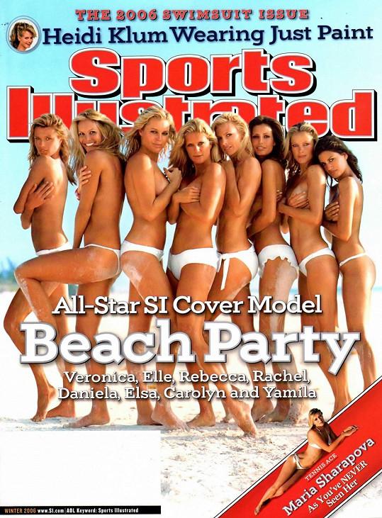 Titulní stránka z roku 2006