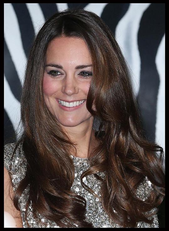 Vévodkyně Catherine a její nehynoucí úsměv