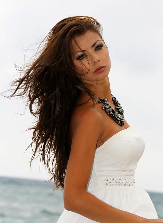 Petra je krásná dívka.