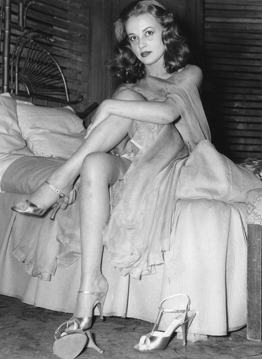 Mladinká Jeanne Moreau měla šťávu.