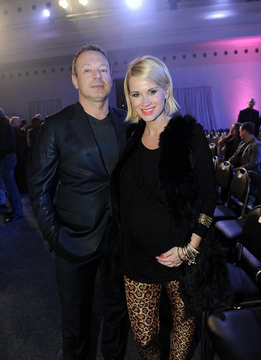 Michal Dvořák a DJ Lucca čekají každým dnem druhého potomka.
