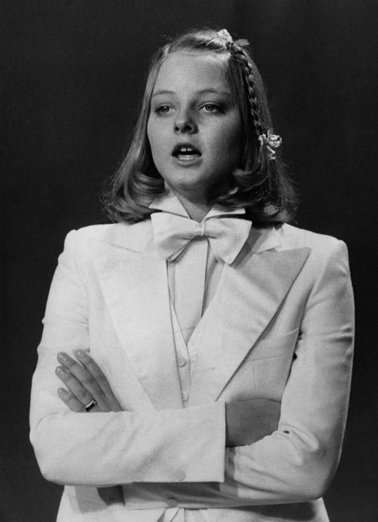 Jodie na archivním snímku z roku 1977