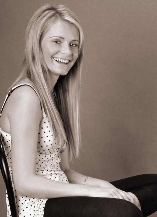 Před šesti lety byla Zdeňka blondýna bez jakýchkoliv úprav.