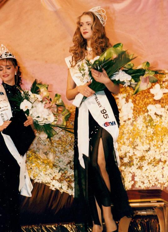 Brzy to bude 24 let od chvíle, kdy se Monika Žídková stala nejkrásnější dívkou republiky.