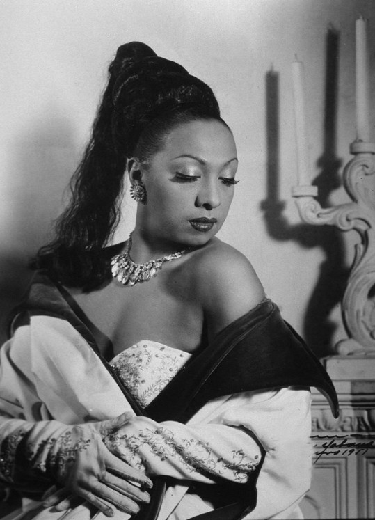 Josephine v padesátých letech
