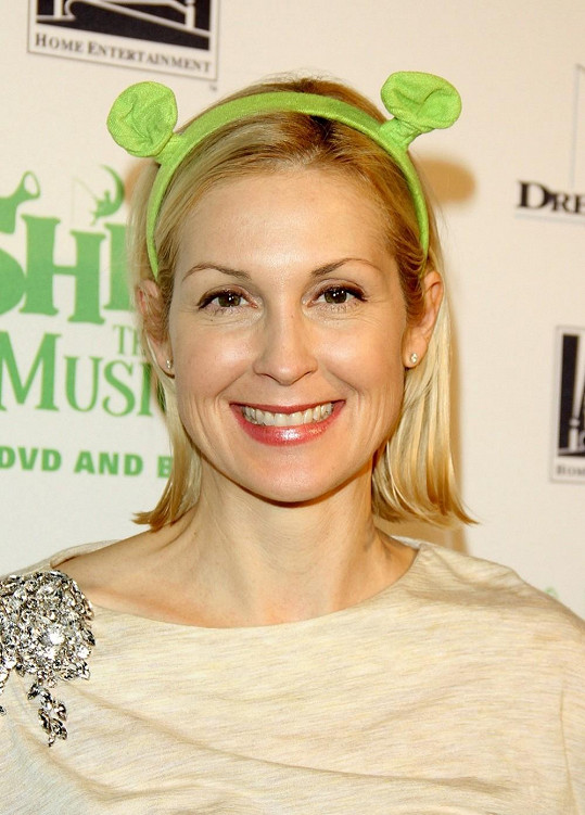 Kelly Rutherford dnes