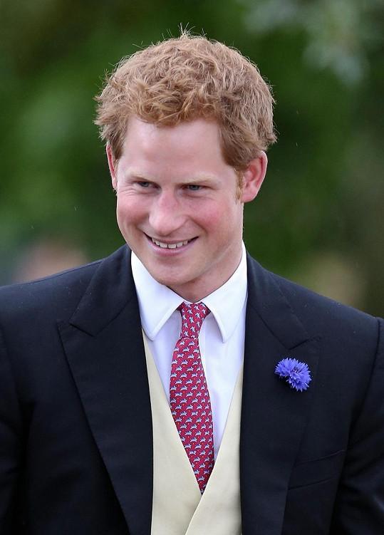 Harry si po roce a půl vztahu prý chce Cressidu vzít.