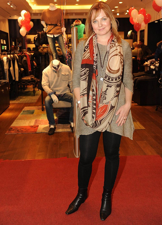 Kamila Špráchalová vypadá skvěle.