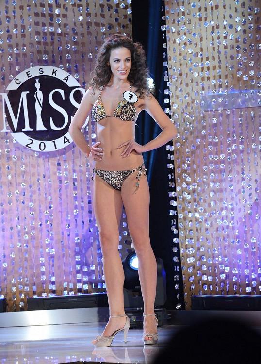 Česká Miss World Tereza Skoumalová porotu zaujala touto postavou.