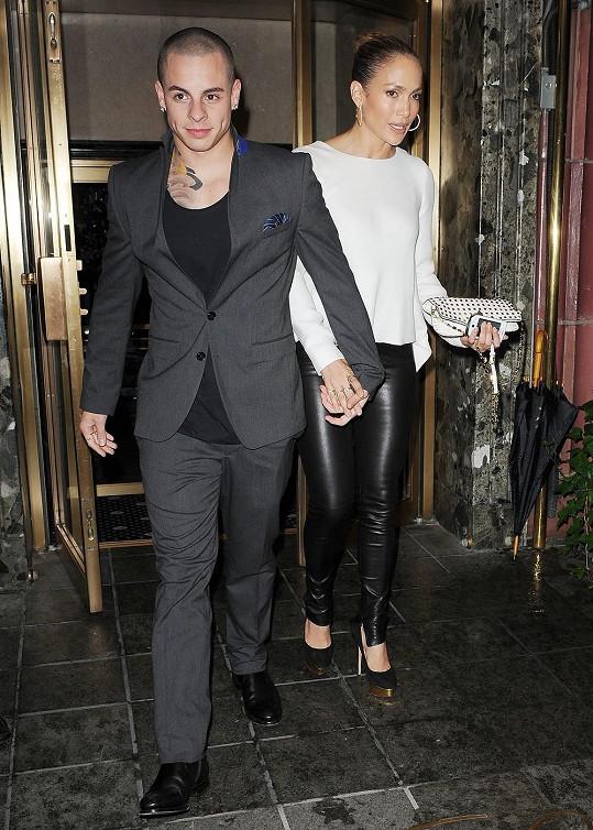 Jennifer Lopez už prý ve vztahu s Casperem necítí jiskru.