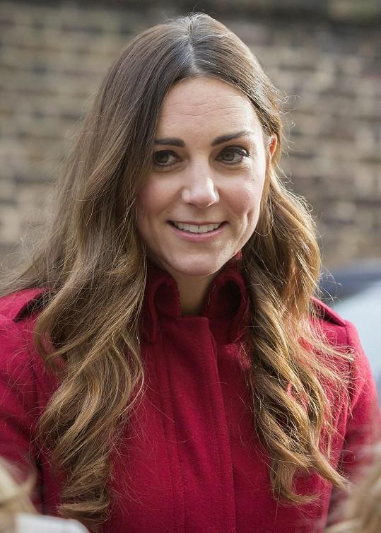 Princezna začátkem měsíce v Kensingtonském paláci neměla svůj den.