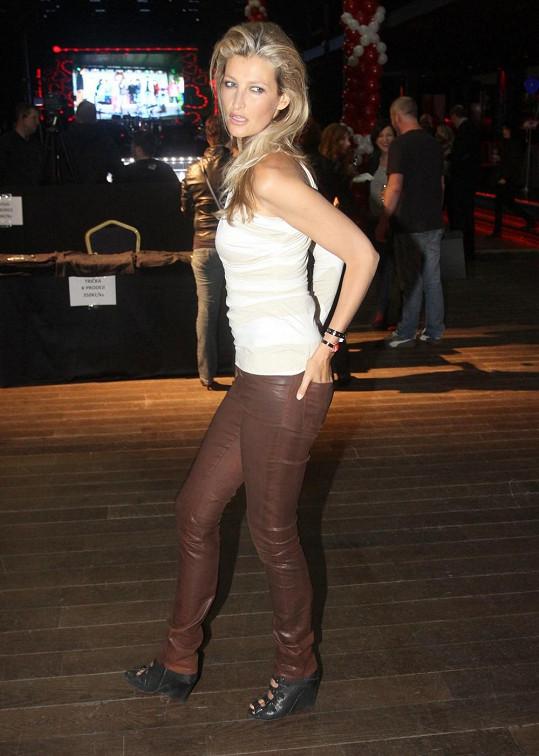 Tereza Maxová patří stále mezi naše největší modelingové hvězdy.