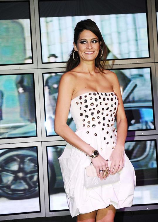 Petra Faltýnová patří mezi nejkrásnější české modelky.