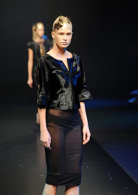 Tyto modely by měly být podle autorky Ivany Kaňovské nositelné.