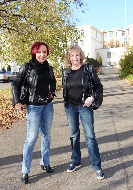 Petra Janů a Eva Pilarová vyrážejí na společné turné.