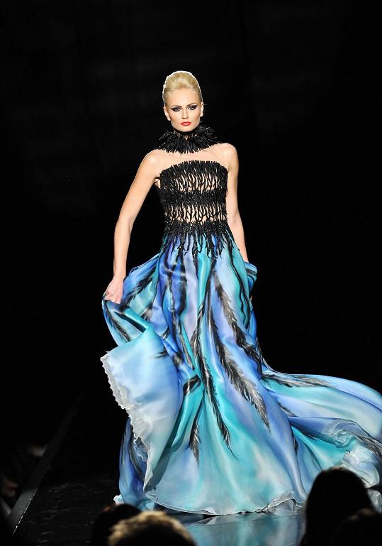 Tereza Fajksová tyhle modely umí nosit.