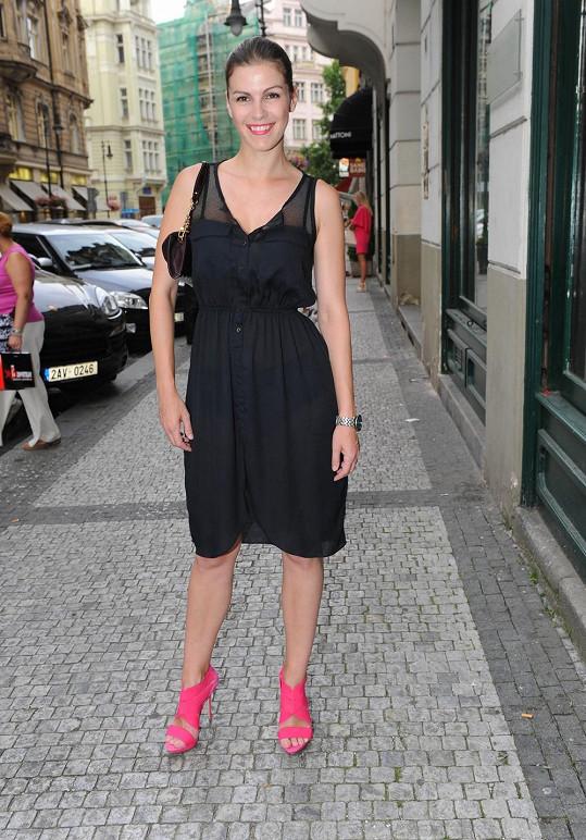 Katka před osmi lety vyhrála Českou Miss.