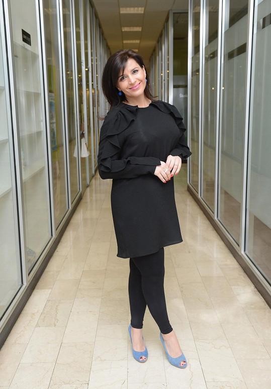 Andrea Kalivodová plánuje svatbu.