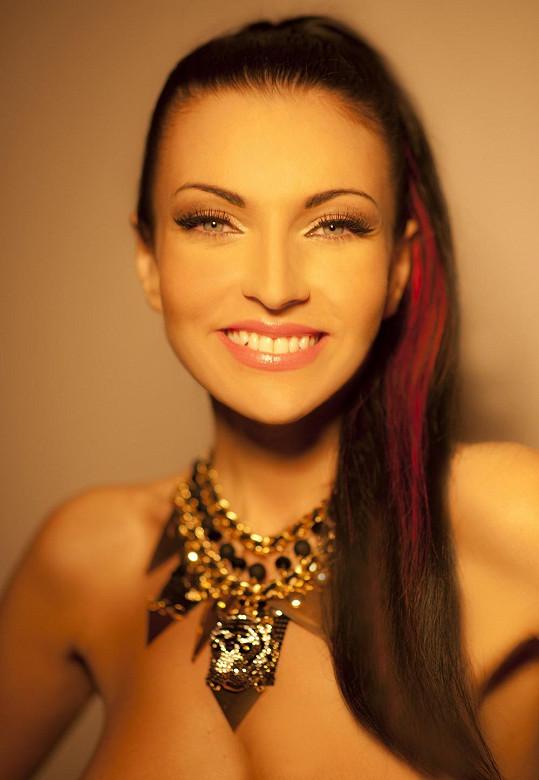 Zuzana má kouzelný úsměv..