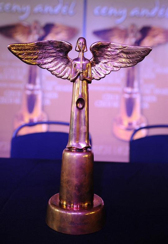 Byly oznámeny i nominace, kdo má šanci získat tuto sošku.