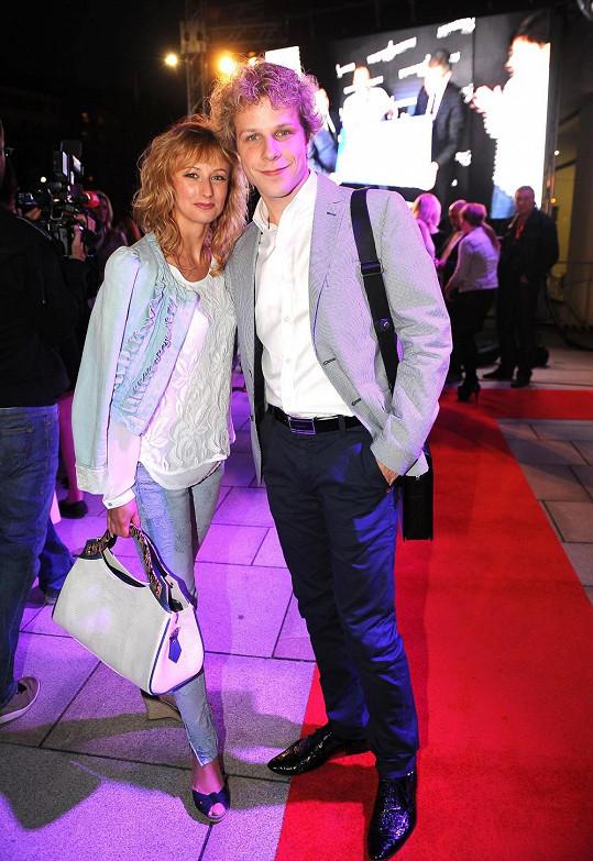 Jan Onder plánuje svatbu s přítelkyní Luckou.