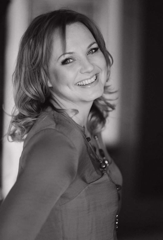 Kamila má kouzelný úsměv.