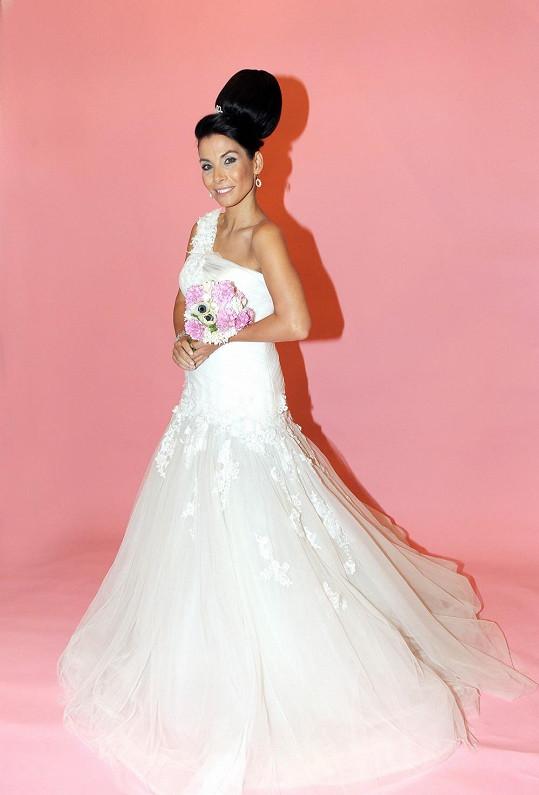 Eva Decastelo už má prý první a poslední svatbu za sebou.