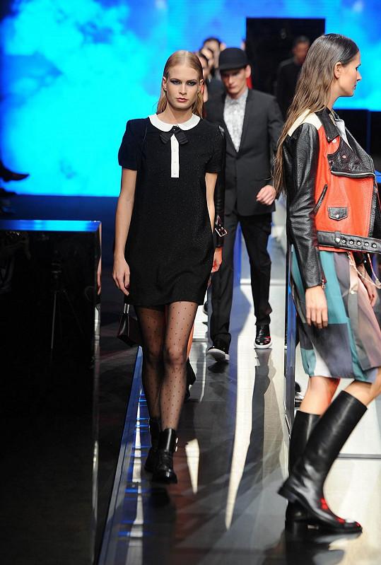 Módní přehlídka butiku Simple Concept Store patřila k událostem sezóny.