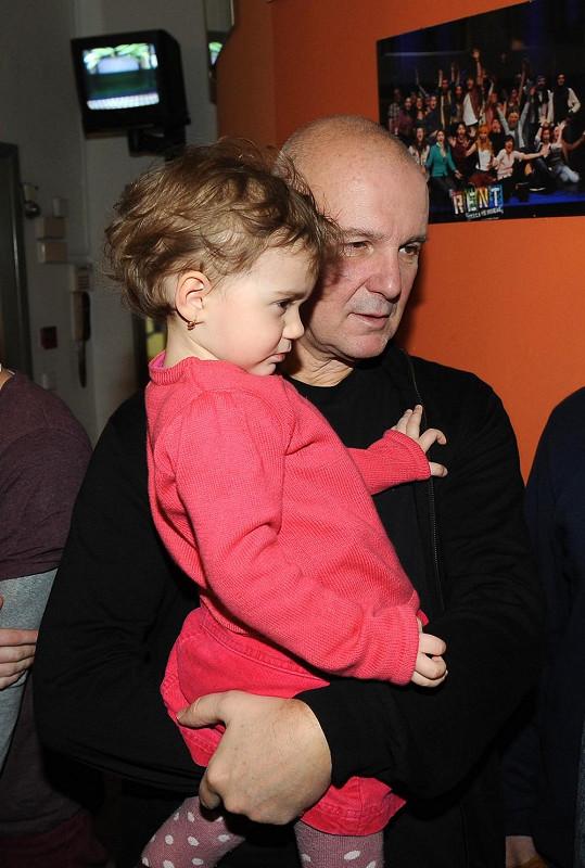 S dcerou Rebekou