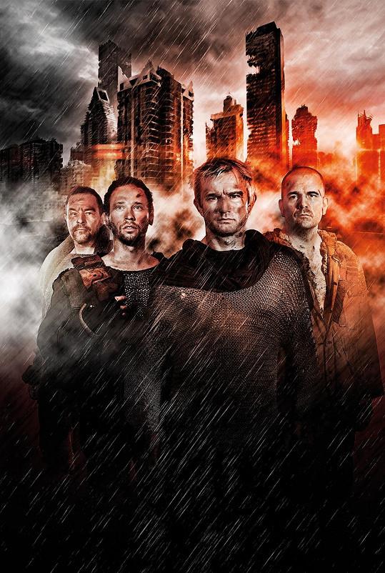 Projekt podpořila i kapela Portless.