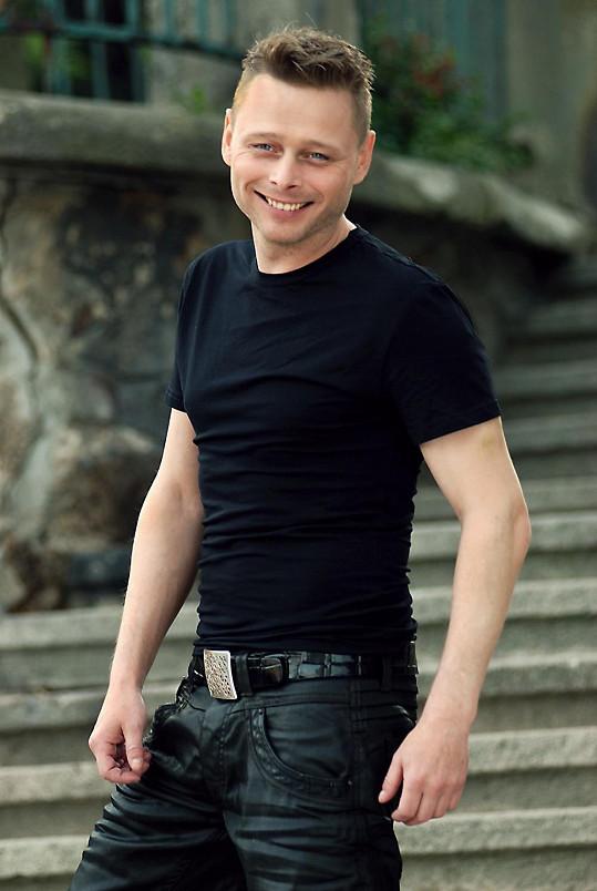 Jarek Šimek v současnosti.