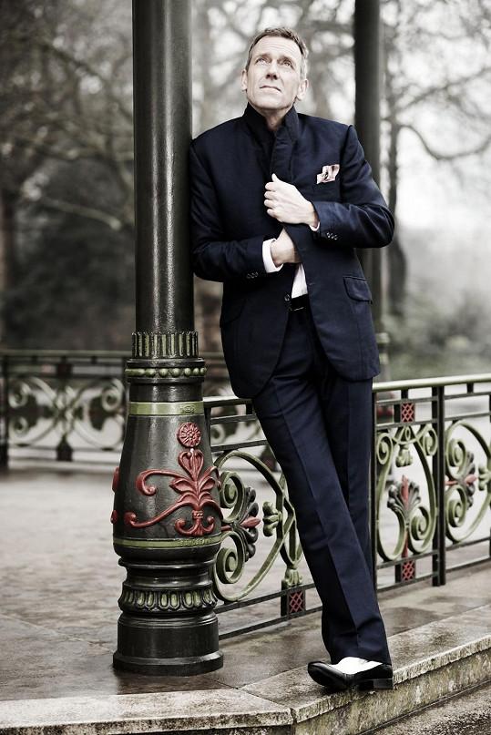 Hugh Laurie k nám zavítá vrámci evropského turné knovému albu Didn't It Rain, které vychází vpondělí 13. května.