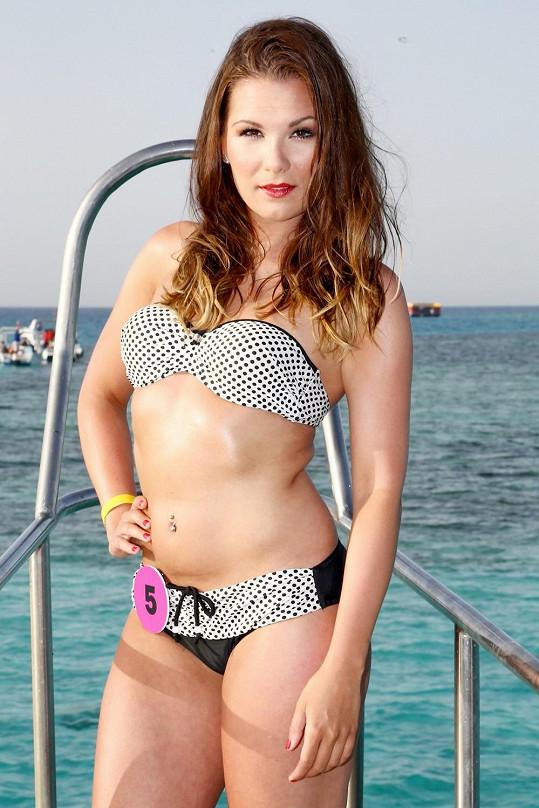 Zita Vinklerová, 24, Hranice