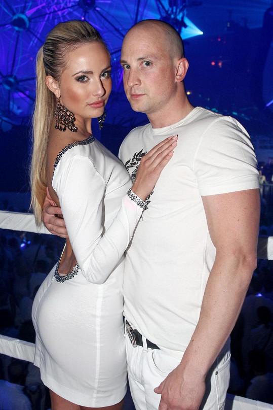 Nelina kamarádka, finalistka České Miss 2013, Alena Prešnajderová