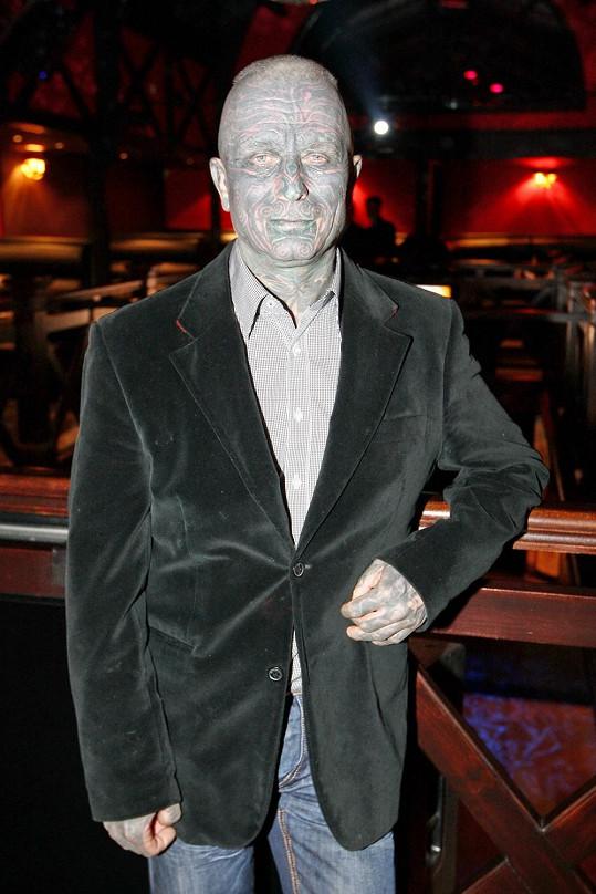 Hostem byl i Vladimír Franz.
