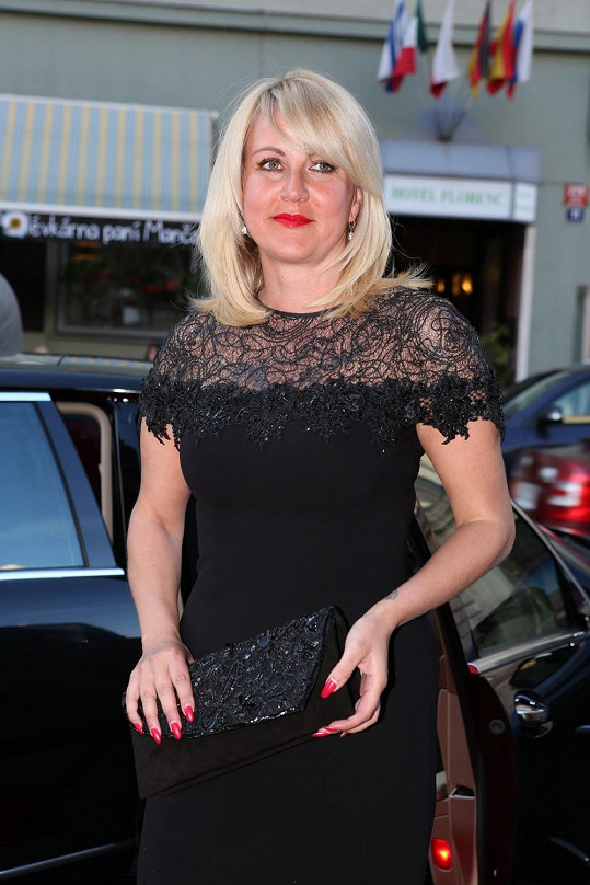 Vendula Svobodová se poprvé od oznámení rozchodu objevila na veřejnosti.