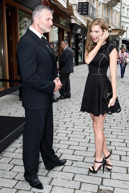 Andreu hlídal stejný bodyguard jako Mela Gibsona.