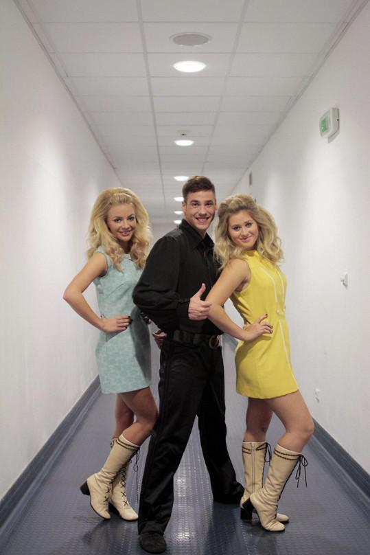 Markéta Konvičková, Daniel Mrózek a Elis možná ve zpívání cover verzí skupiny Golden Kids budou nadále pokračovat.