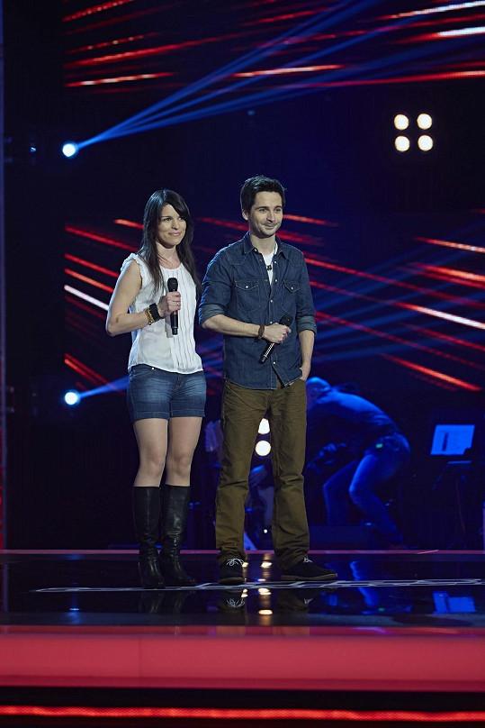 Veronika Rážová s přítelem Michalem