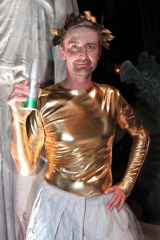 Roman Zach ve zlatě