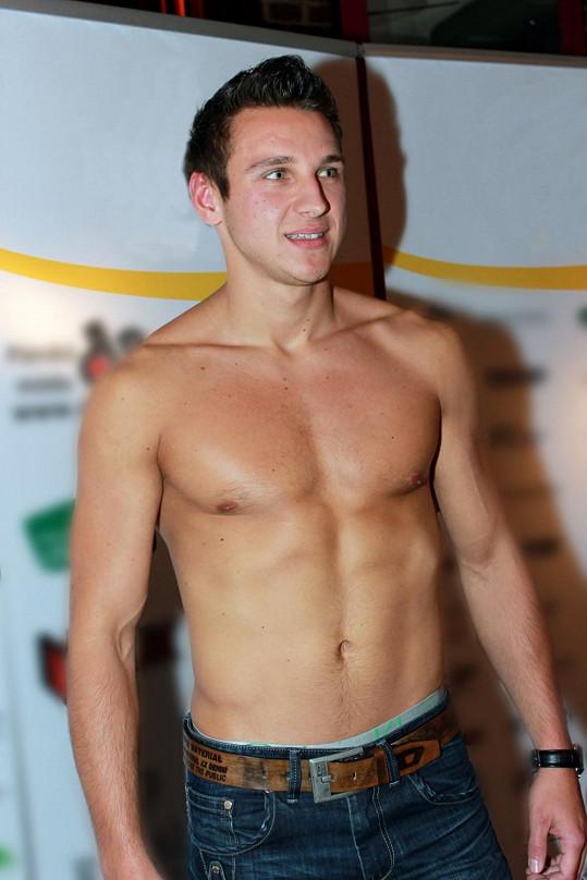 12. Lukáš Dacík, student, 22 let, Vlčnov, 180 cm.
