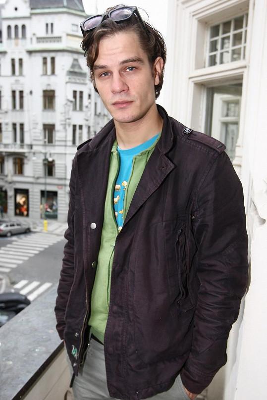 David Kraus je synem Jana Krause.