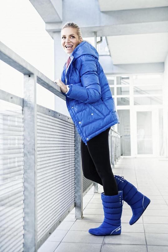 zimní buda adidas Originals Premium Down, kozačky adidas Originals Northern
