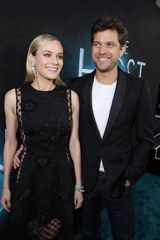 Diane Kruger je s Joshuou Jacksonem šťastná už šest let.