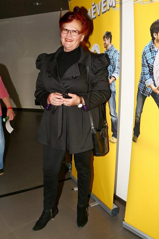 Julča Klímová se inspirovala dobovou módou.