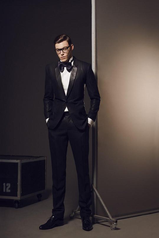 Daniel patří mezi deset nejlepších českých modelů.