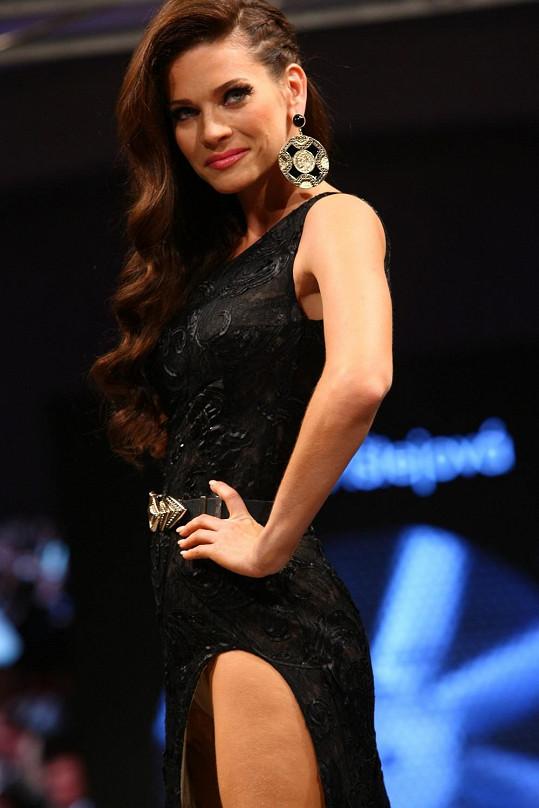 Modelka patří k nejžádanějším modelkám u nás i na Slovensku.