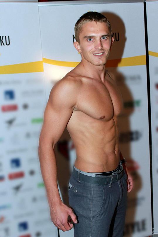 10. Lukáš Částka, student, 24 let, Moravská Třebová, 183 cm.