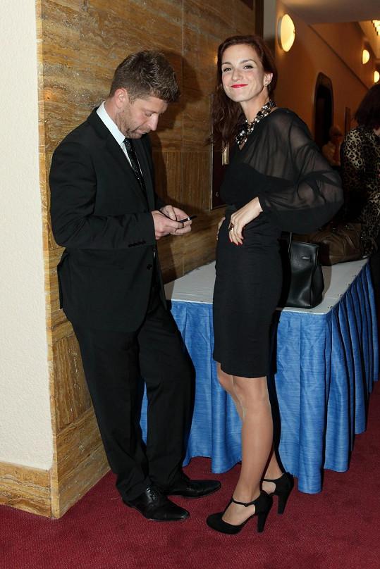 Vztah s podnikatelem Tomášem Vondráčkem je už minulostí.
